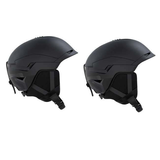 L39918900-L Salomon Quest Access Men's Size L Freeride Ski/Snowboard Helmet (2 Pack)