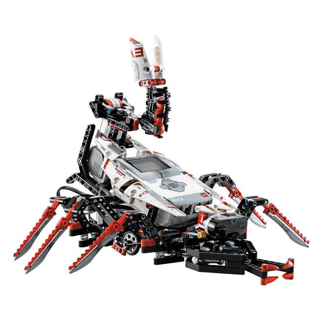 6029291 LEGO Mindstorms Programmable EV3 Customizable Robot 6