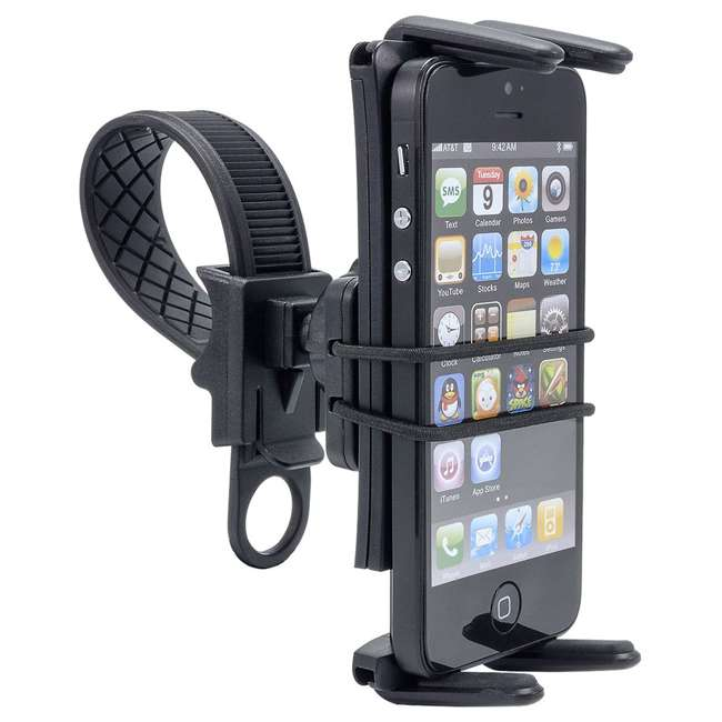 SM634 Arkon SM634 Slim Grip Ultra Large Bike and Motorcycle Handlebar Phone Mount 1