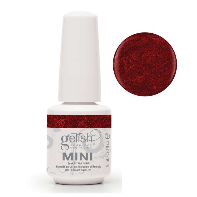Uv Gel Nail Polish Starter Kit: Gelish 5 Color Gel Nail Polish Mini Starter Kit With