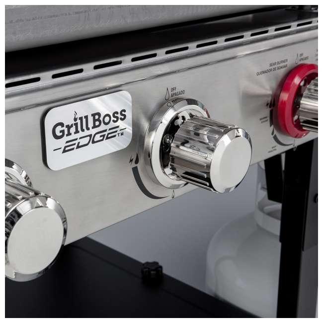 GGC1643V Grill Boss Edge LP Propane Gas Griddle 2