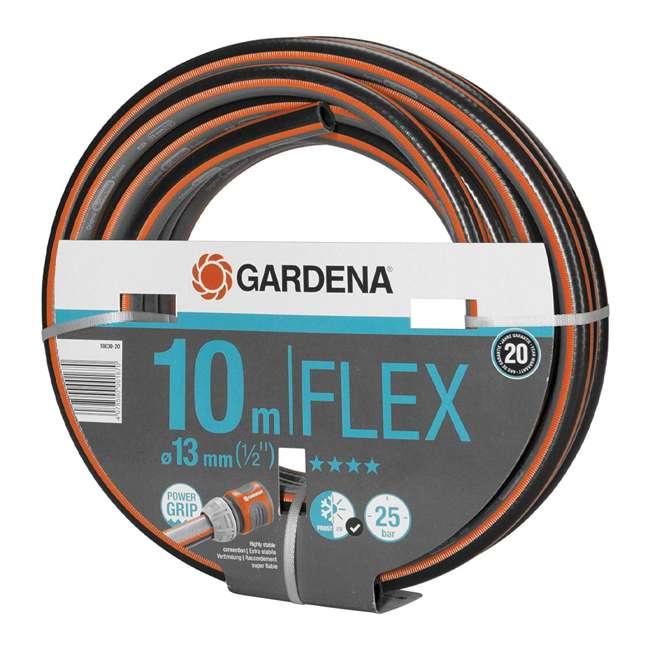 18030-20 Gardena 1/2 Inch Diameter 33 Foot Comfort Flex Garden Hose