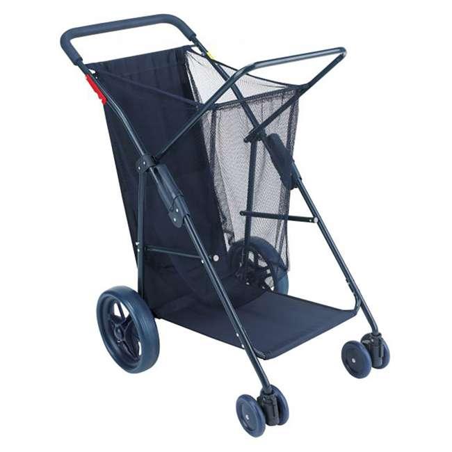 A-2000028003-G + RIOWWC5-4670 Coleman Back Home 12x10 Foot Screen House & Utility Cart 2