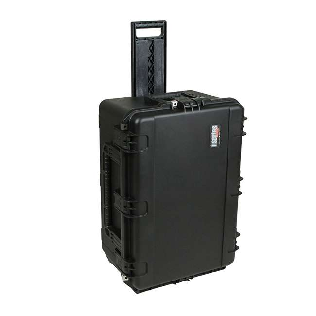 3i-2617-12BE SKB Cases Mil-Std Waterproof Utility Electronics Case (2 Pack) 2