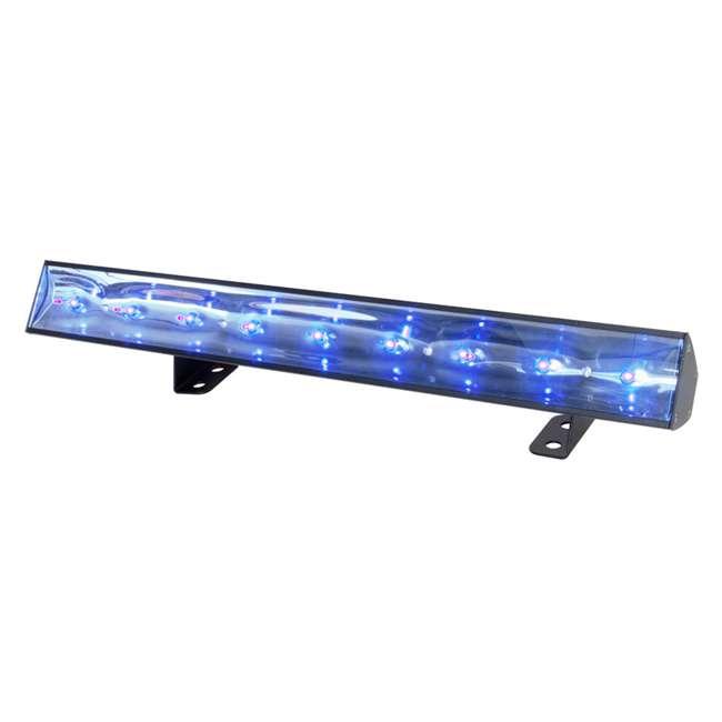 ECO-UVBAR-50-IR (2) American DJ Eco UV Bar 50 IR LED Light Fixtures w/ Remotes 2