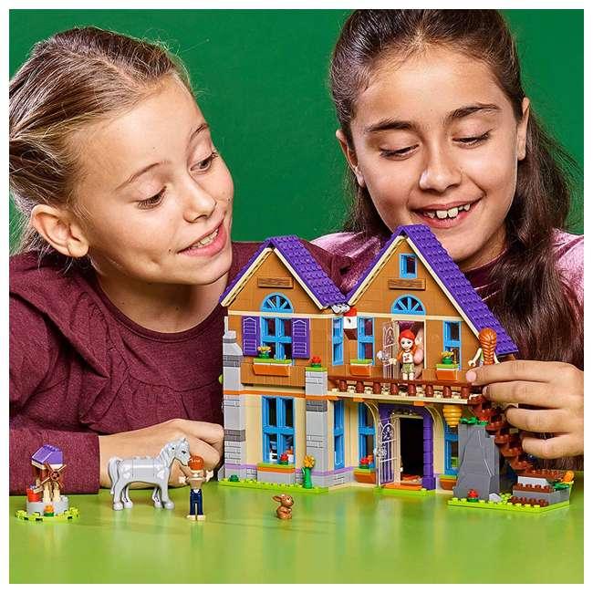 6251511 LEGO Friends 41369 Mia's House 715 Piece Block Building Kit with 3 Minifigures 4