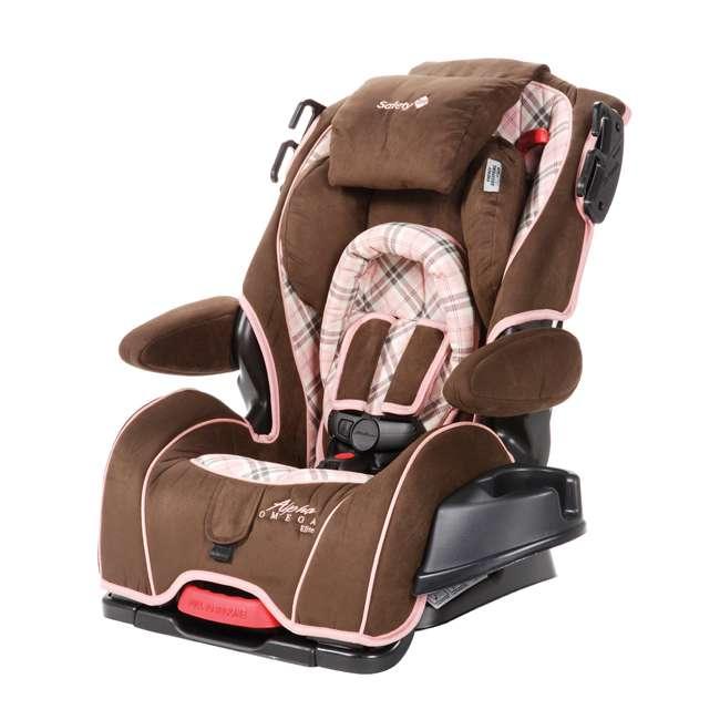 Safety 1st Alpha Omega Elite Convertible Car Seat Bella