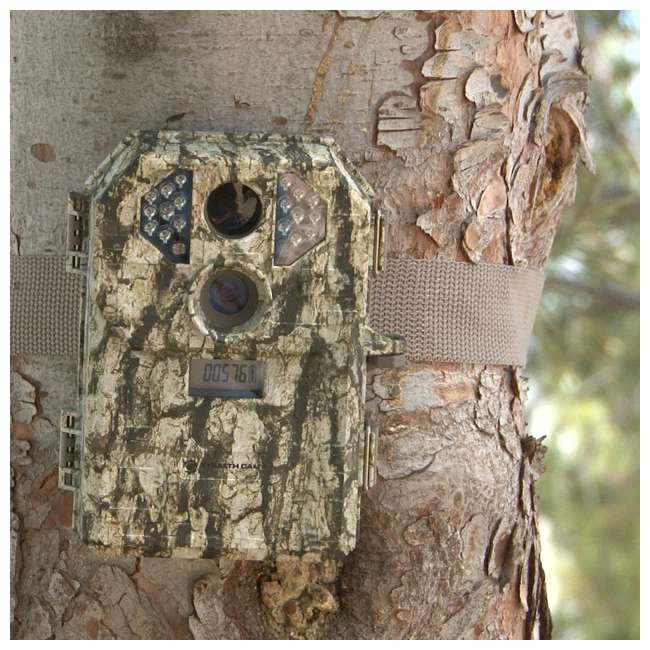STC-P18CMO-U-A Stealth Cam 7MP Infrared Hunting Game Camera w/ SD Card | Open Box 1