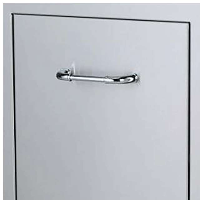BOP-56825-U-C Bull Outdoor Products Stainless Steel Propane Storage Drawer (For Parts) 1