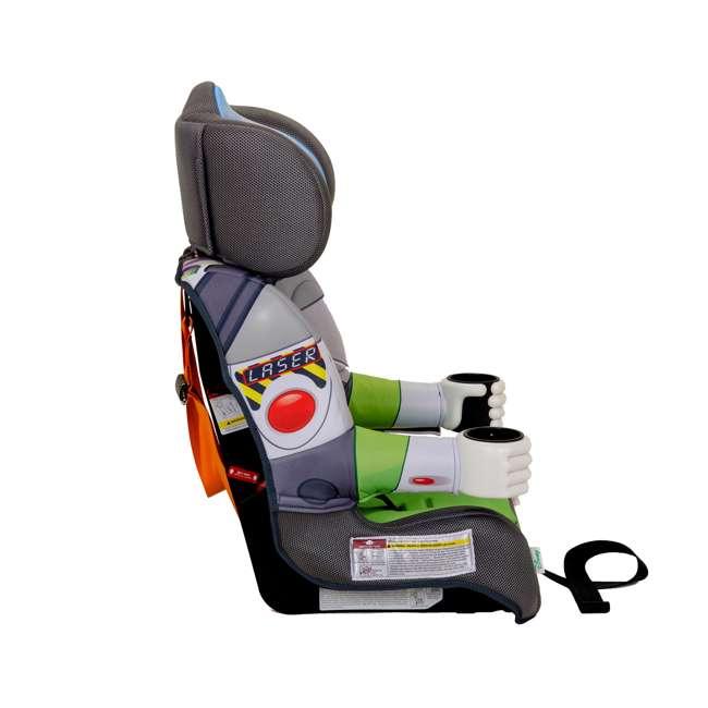 KE-3001BUZ KidsEmbrace Disney Buzz Lightyear Combination Harness Booster Car Seat (2 Pack) 4