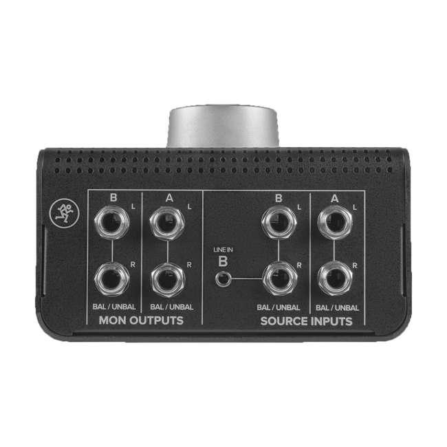 Big Knob Passive-OB Mackie Big Knob Passive Studio Monitor Controller 2