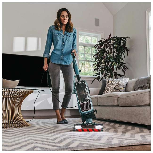 AX952_EGB-RB Shark AX952 APEX DuoClean Upright Vacuum Cleaner Bagless (Certified Refurbished) 2