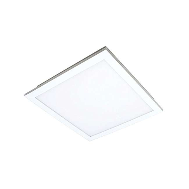 ITG100ELED Delta Electronics BreezIntegrity 100 CFM Bath Fan Edge Lit Dimmable LED Light 1