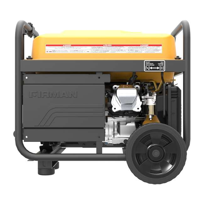 P03602 Firman P03602 3650W Wheeled Electric Recoil Start Inverter Generator 3