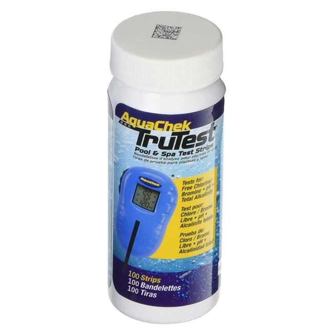 Aquachek 512138 Trutest Test Strips 100 Strip Refill