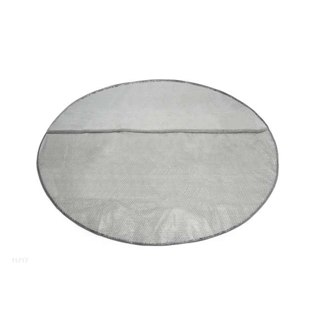 85in-PureSpa-Ground-Cover-12109 Intex 12109, Spa Ground Cloth for 28407/28408 (New Without Box)