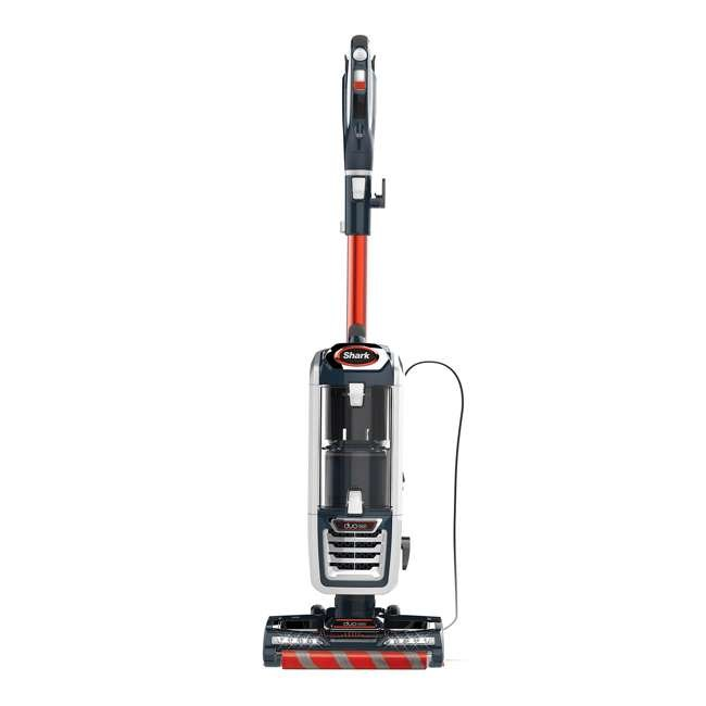 NV835_EGB-RB Shark DuoClean Powered Lift Away Bagless Vacuum, Red (Certified Refurbished)
