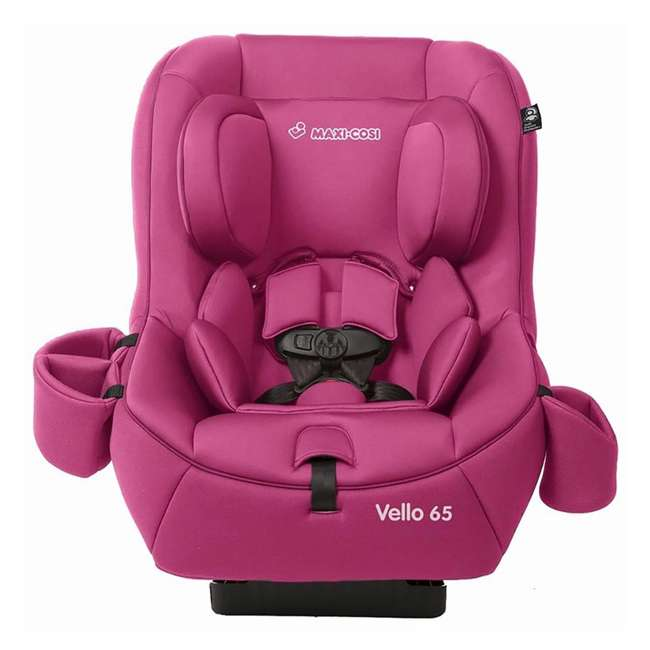 CC135CZW Maxi-Cosi Vello 65 Infant to Toddler Convertible Car Seat, Pink