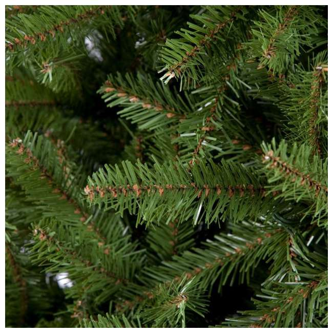 DUH3-75 National Tree Dunhill Fir Full Unlit Artificial Synthetic Christmas Tree, Green 4