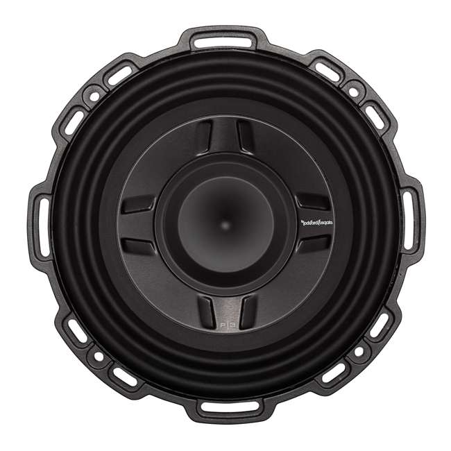 P3SD2-8 [Copy 1] Rockford Fosgate PS3 8-Inch 300W Shallow 2 Ohm DVC Subwoofer 7