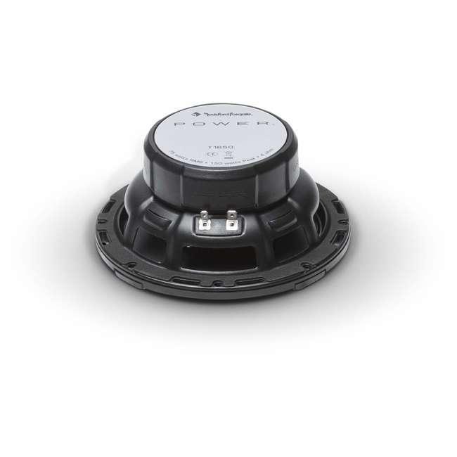 "T1650 Rockford Fosgate Power T1650 150W Max 6.5"" 2 Way Full Range Car Speakers, Pair 3"