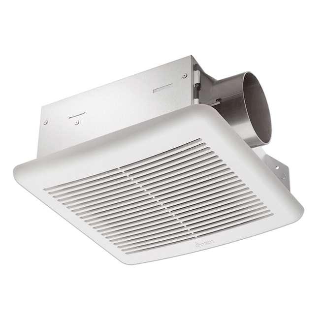6 x SLM70H Delta Breez 70 CFM 2.0 Sones Ceiling Mount Bathroom Fan with Humidity Sensor (6 Pack) 1