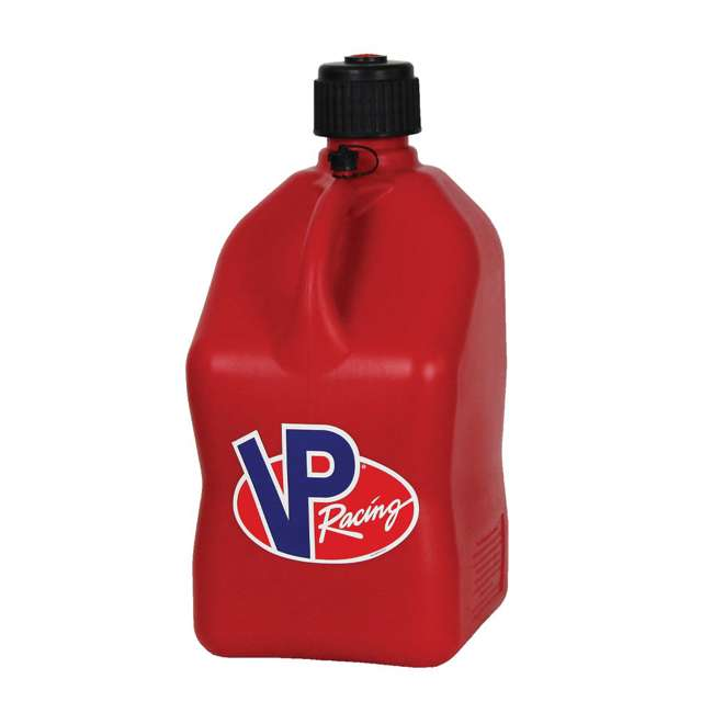 4 x 35160 VP Racing 5-Gallon Motorsport Racing Fuel Container & 14-Inch Hose (4 Pack) 2