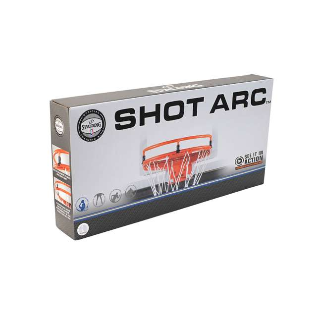 8475S Spalding Shot Arc 50 Degree Training Aid Steel for Indoor or Outdoor Use 3