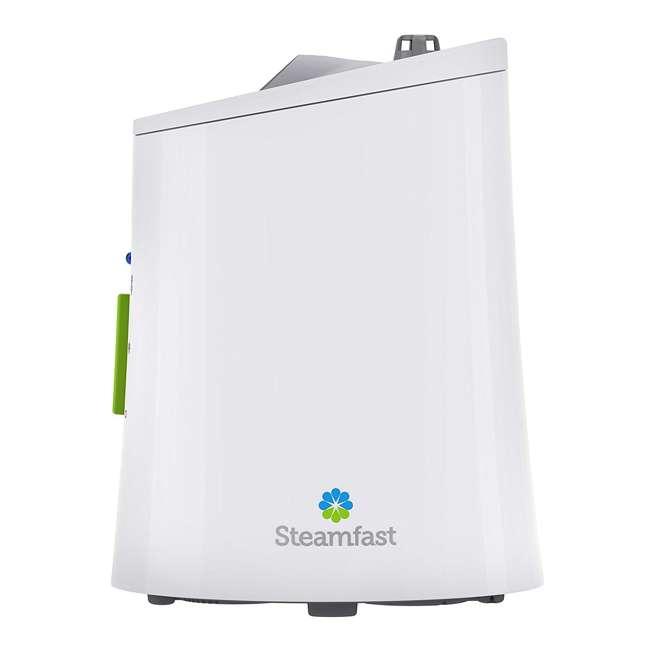 SF-920-U-C Steamfast Warm Air Steam Humidifier Essential Oil Diffuser, White (For Parts) 1