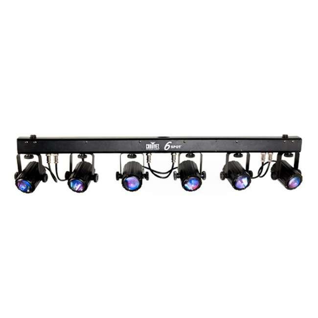 6-SPOT Chauvet 6-Spot LED Dance Effect Light Bar System | 6SPOT 1