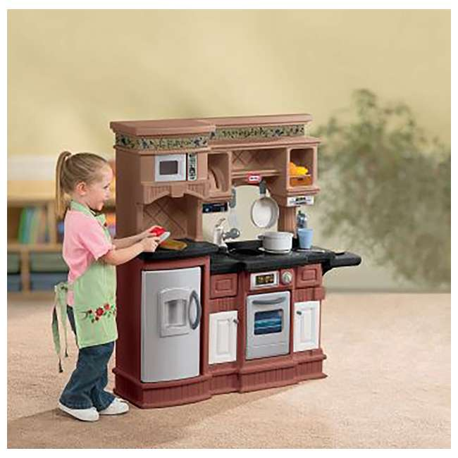 little tikes gourmet prep 39 n serve pretend play cooking. Black Bedroom Furniture Sets. Home Design Ideas