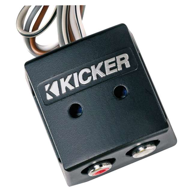 KISLOC Kicker High Level to Low Level Converter +RCA Input Sensitivity Control   KISLOC