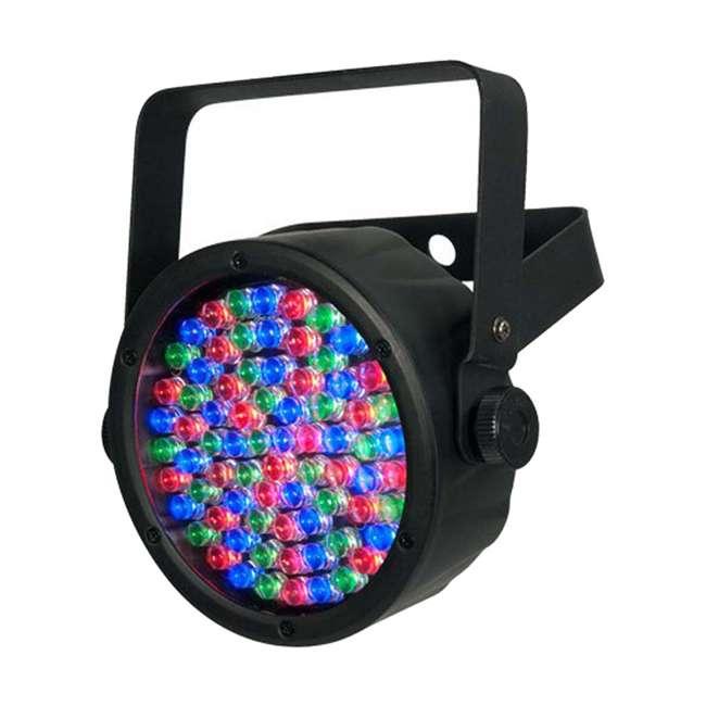 SLIM-PAR38-OB Chauvet SlimPAR 38 LED DMX Slim Par Can Light (Open Box) 1