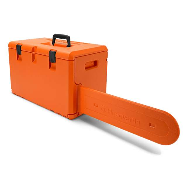 HV-PA-100000107 Husqvarna Powerbox Chainsaw Carrying Case, 18 Inch to 20 Inch Scabbard