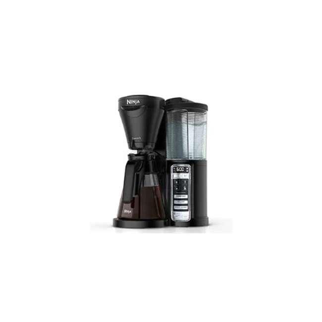 CF020_EGB-RB Ninja CF020 Coffee Brewer Machine with Auto-iQ (Certified Refurbish), Black 1