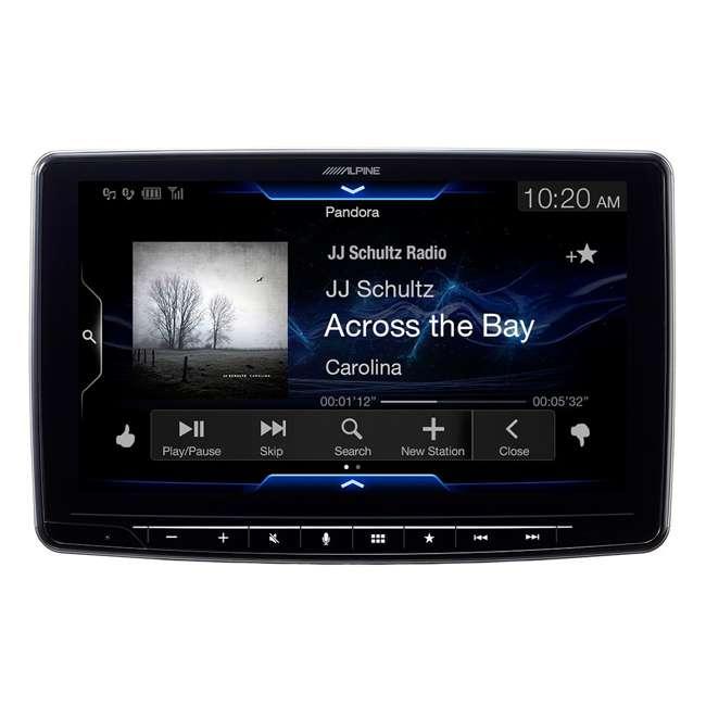 ILX-F309-U-A Alpine iLX-F309 Touchscreen Receiver with Apple CarPlay, Android Auto (Open Box) 4