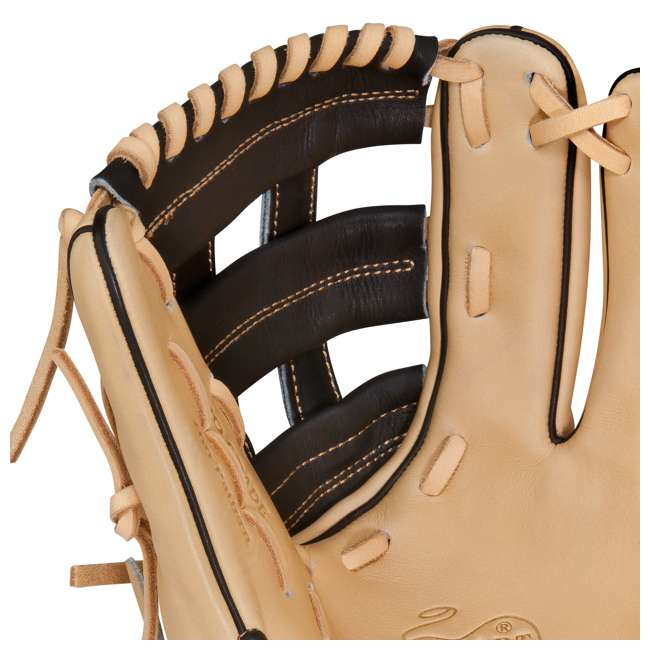 PRO206-6CB Rawlings Heart of the Hide 12-Inch Infield Adult Baseball Glove 4