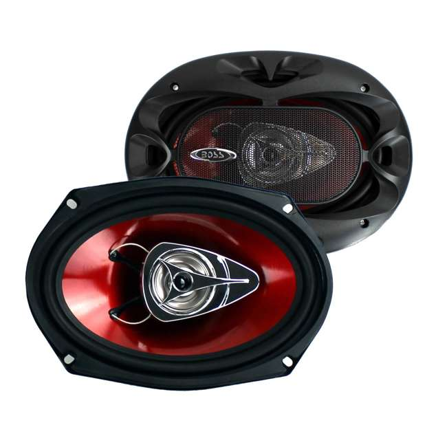CH6920 Boss 6x9-Inch 2-Way 700 Watt Speakers (Pair)   CH6920
