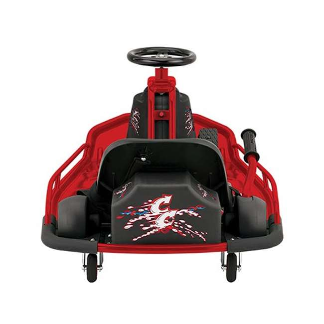 25143499 Razor Crazy Cart Electric 360 Spinning Drifting Ride On Go-Cart  6