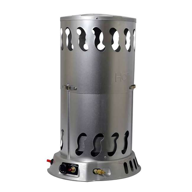 MH-F270500-U-C Mr. Heater 200,000 BTU Portable LP Propane Gas Convection Heat (For Parts)
