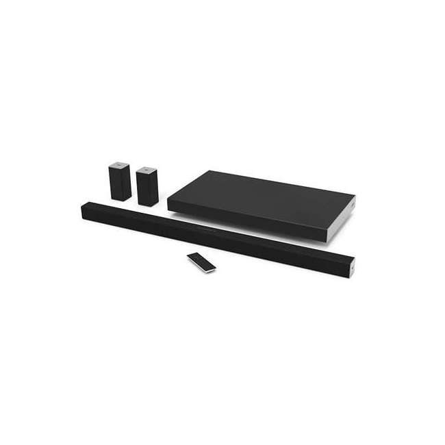 SB4551-D5B-2-RB-U-C VIZIO SmartCast 45 Inch 5.1 Sound Bar System (Certified Refurbished) (For Parts)