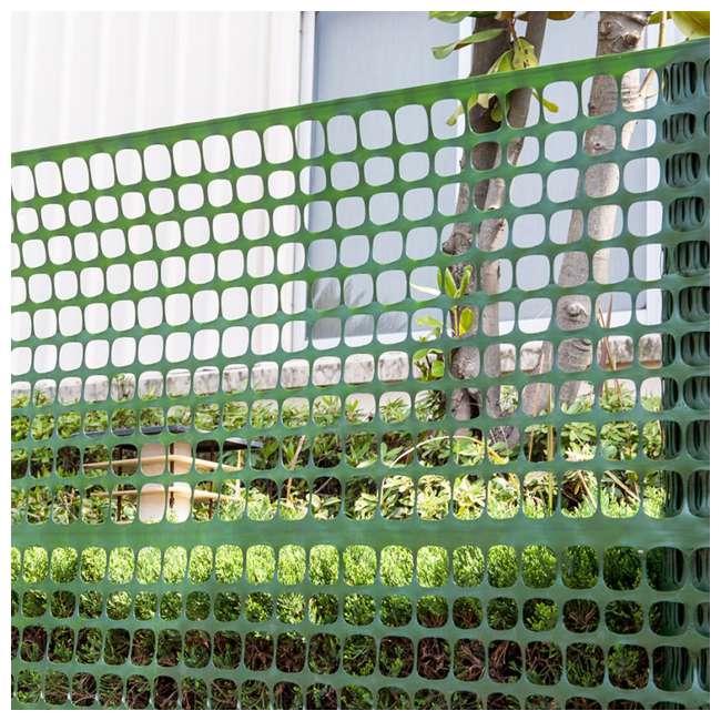 APSF4100G-U-A Abba Patio 4 x 100 Feet Recyclable Plastic Netting (Open Box) 2