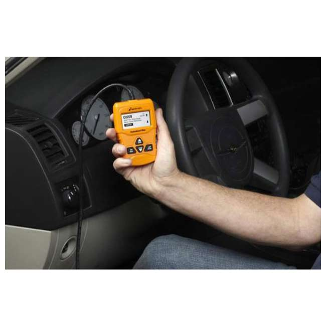 CP9660 Actron CP9660 PocketScan Plus ABS/OBDII and CAN Diagnostic Code Reader, Orange 2