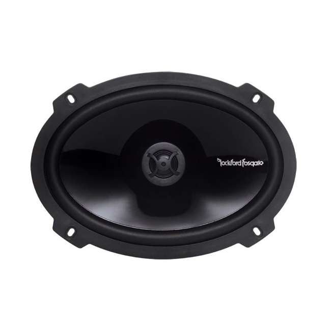 P1650 + P1692 2) Rockford Fosgate P165 6.5-Inch 110W + 2) 6x9-Inch 150W 2-Way Speakers (Package) 6