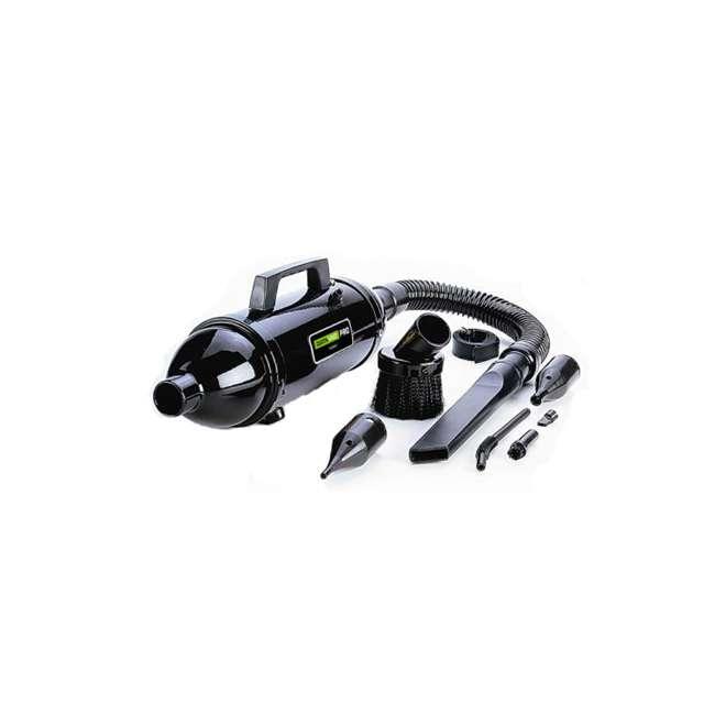 MDV-3BAV MetroVac Pro Series Variable Speed Handheld Vacuum and Blower