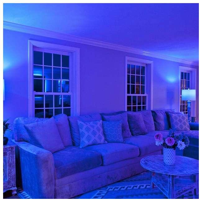 SYL-73693 Sylvania Lightify 60-Watt A19 White/Daylight/RGB Smart LED Bulb (Needs Hub) 3