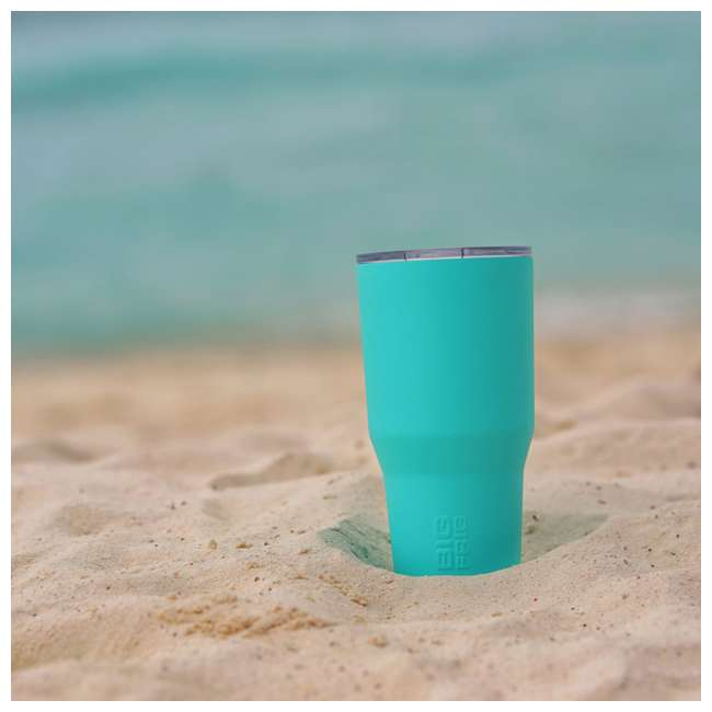 BFT30-TB Big Frig 30 Ounce Stainless Steel Tumbler, Tiffany Blue 5