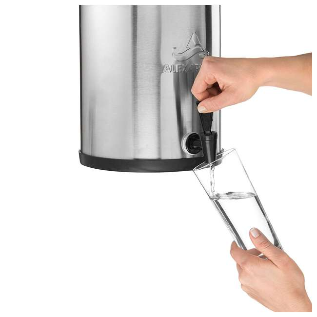ALEXAPURE-2394 Alexapure Pro Stainless Steel Water Filtration System 3