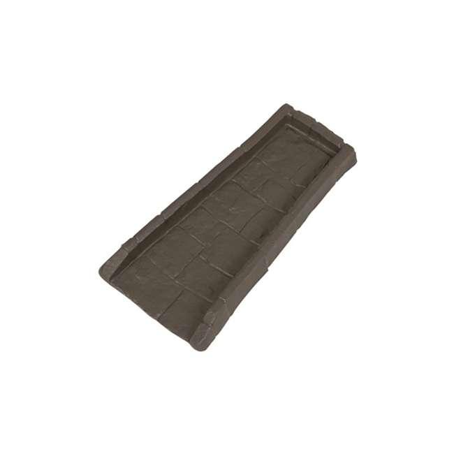 8 x SBR24 Suncast Home Splash Rain Gutter Drain Block Replacement Guard (8 Pack) 1