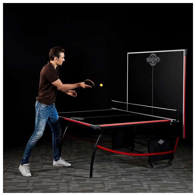 TTT218_108P Lancaster Tournament Folding Table Tennis Table 5